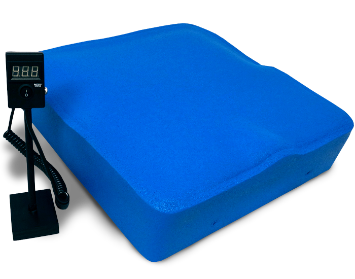 Get pressure sore relief with the Aquila SofTech Basic wheelchair cushion.