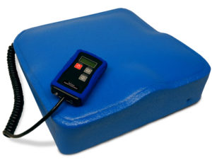 The Aquila SofTech Cushion helps treat and prevent pressure sores.