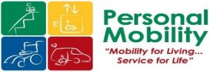 personal mobility inc logo