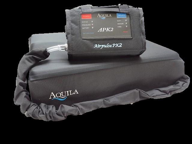 Aquila Custom Wheelchair Cushion Airpulse PK2
